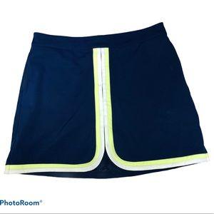 Lady Hagen blue tennis golf skort Size 10